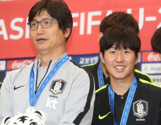 S. Korean heroes at FIFA U-20 World Cup recognized with Asian football awards