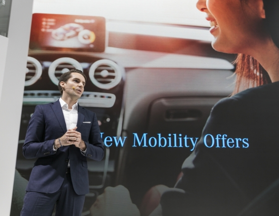 Mercedes-Benz Mobility Korea introduces long-term car rental program