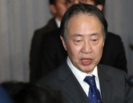 New Japanese ambassador pledges to play 'bridge-building' role in addressing Seoul-Tokyo row