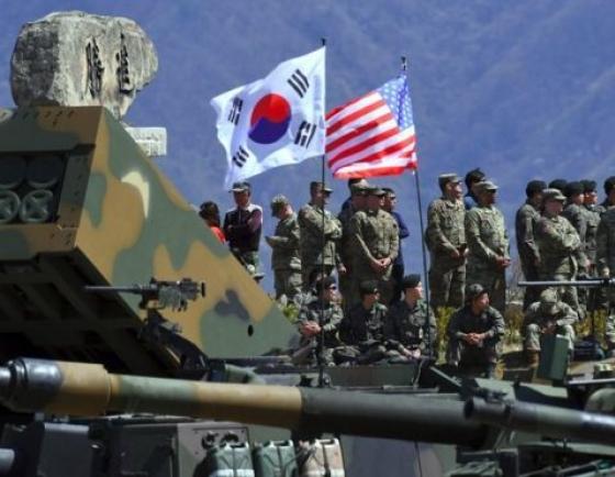 Trump weighs need for US troop presence in S. Korea
