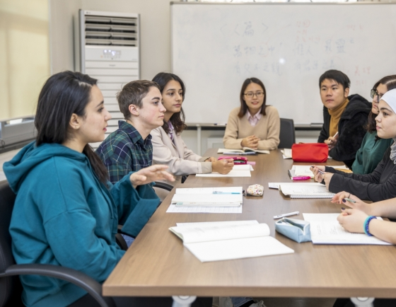 Classical Chinese fellowship to foster future Korean studies researchers
