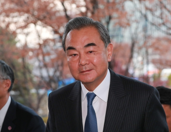 China seeks Seoul's cooperation to counter 'US unilateralism'