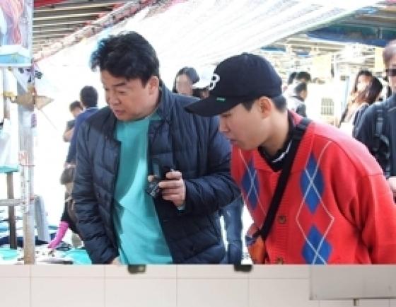 Celeb chef Baek Jong-won's new show focuses on farm products