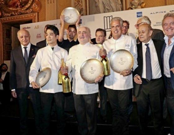 22 restaurants in Korea included in La Liste
