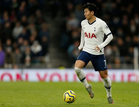 Son Heung-min named Tottenham's MVP for 2019 by football research group
