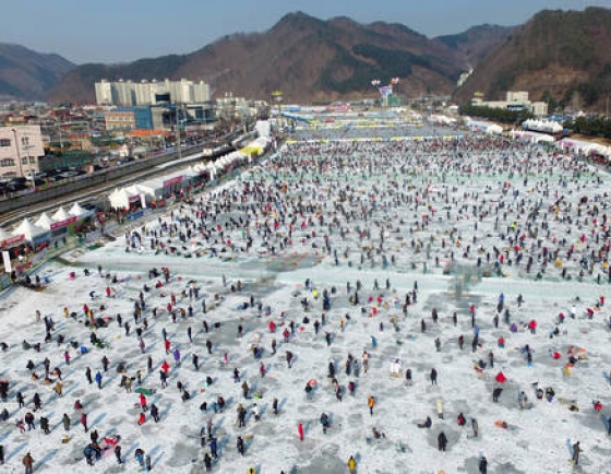 Hwacheon ice-fishing festival opening delayed