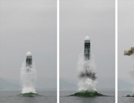 Experts weigh in on what NK's 'new strategic weapon' might be