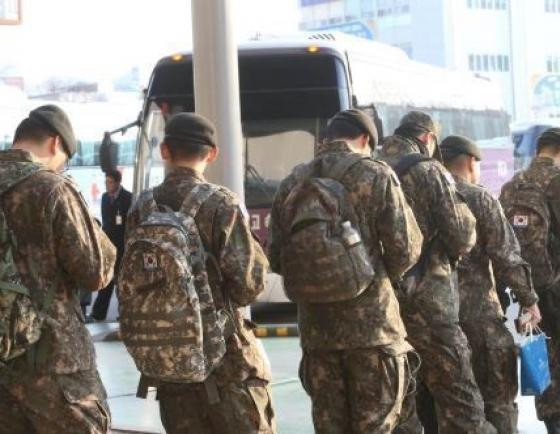 S. Korea to abolish military guardhouse system