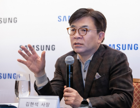 [CES 2020] Samsung to roll out robots around June: CEO