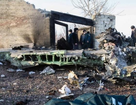 Tehran challenges suggestion Iran missile downed Ukraine jet