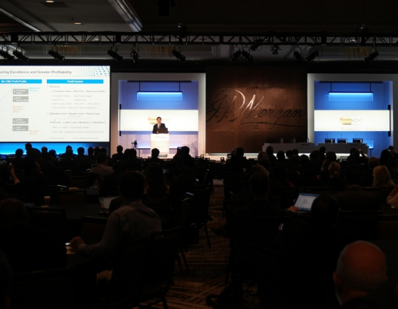 Pharma firms flock to JP Morgan Healthcare Conference 2020