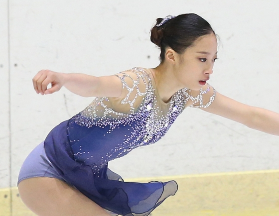 Teen phenom becomes 1st S. Korean figure skater to win Winter Youth Olympics gold