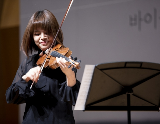 Berlin concertmaster to grace Seoul stage as soloist