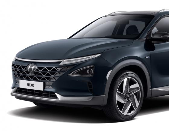 Hyundai Motor aims to sell 10,100 units of Nexo this year