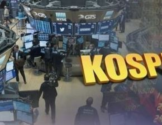 Foreigners ownership on Kospi hits 13-year high