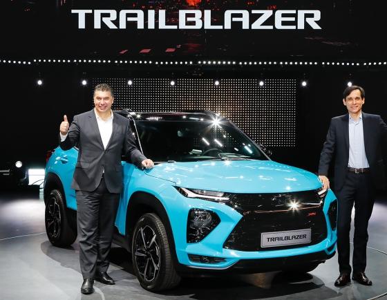 Chevrolet rolls out Trailblazer as new core SUV model