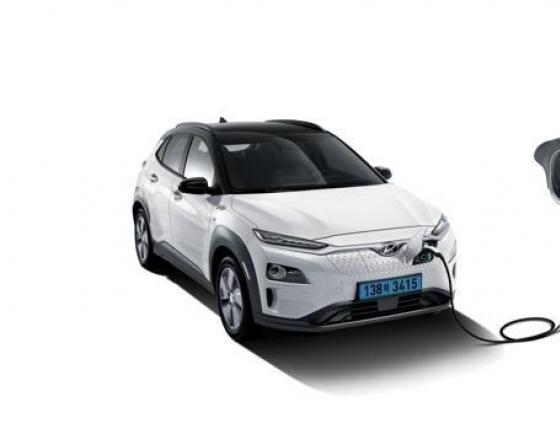 Hyundai Kona EV reaches highest altitude to set Guinness record