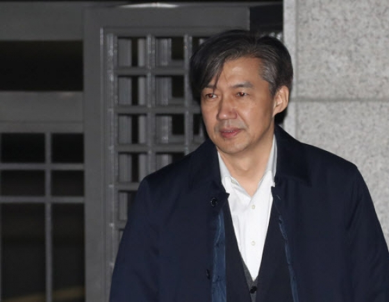 Cho Kuk indicted for alleged power abuse