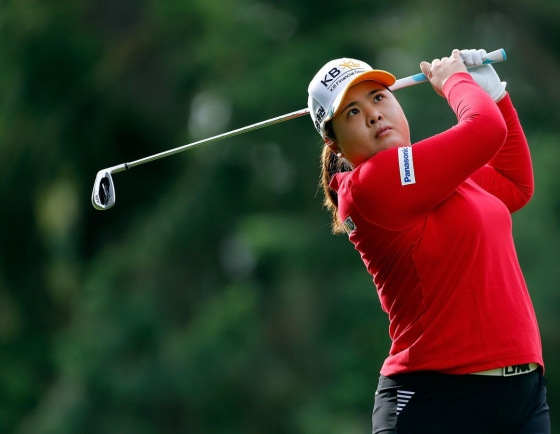 S. Korean Park In-bee loses LPGA season opener in playoff