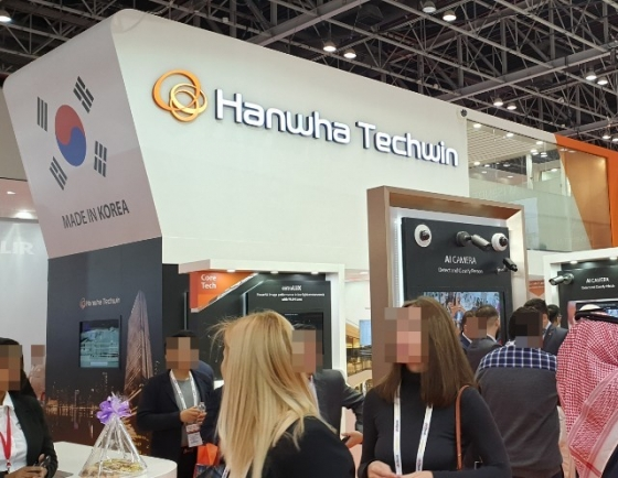 Hanwha Techwin unveils AI video security solutions for Middle East
