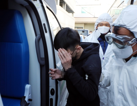 [Newsmaker] Taiwanese voice-phishing suspect alarms police by coughing