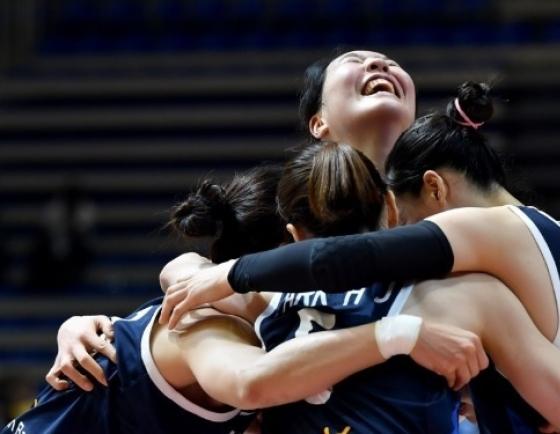 S. Korea beats Britain, keeps Olympic women's hoops dreams alive