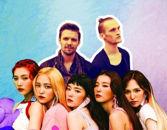 Meet songwriting duo behind Red Velvet's 'Zimzalabim'