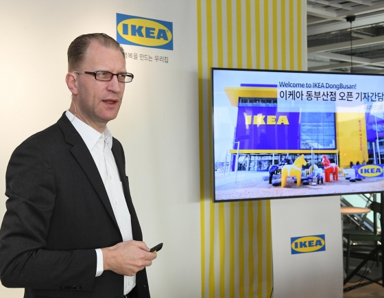Ikea Korea opens 4th store in Busan