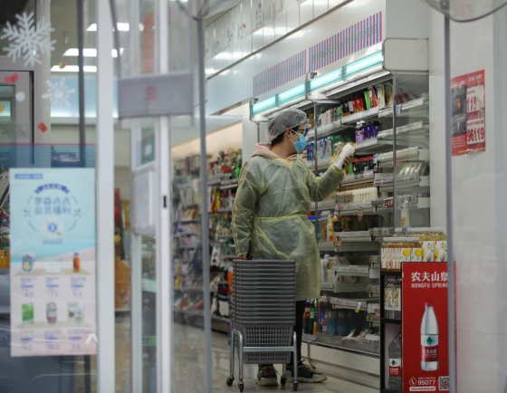 China virus death toll reaches 1,110: govt.