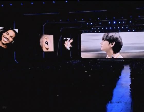 Samsung hints at partnership with BTS