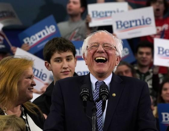 Sanders, Buttigieg emerge as frontrunners in Democratic race
