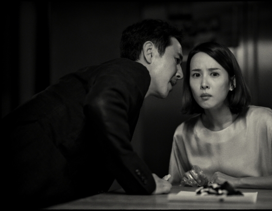 'Parasite' to return to big screen in black and white