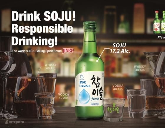 HiteJinro ups promotion of soju on overseas US military bases