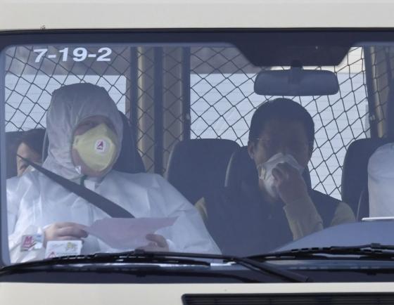 Health authorities expect coronavirus spread on US soil