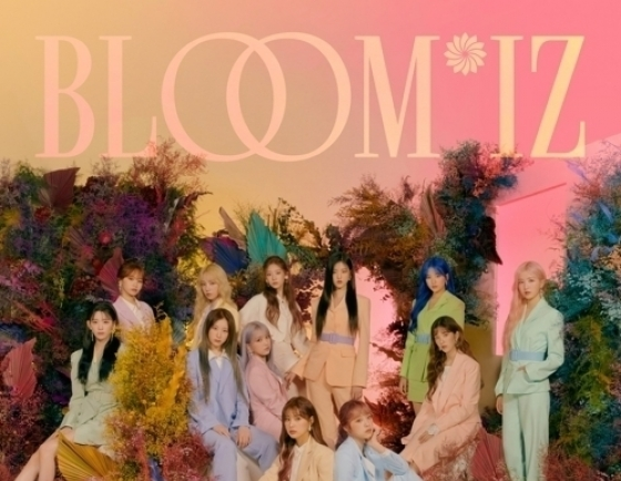IZ*ONE's 'Bloom*Iz' tops Oricon weekly overseas album chart