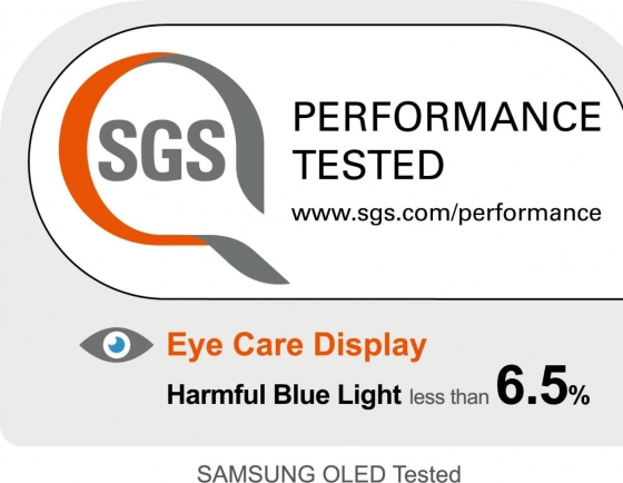 Samsung Display's latest OLED globally recognized for quality