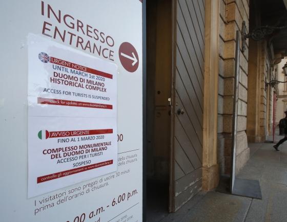 Denmark announces first coronavirus case
