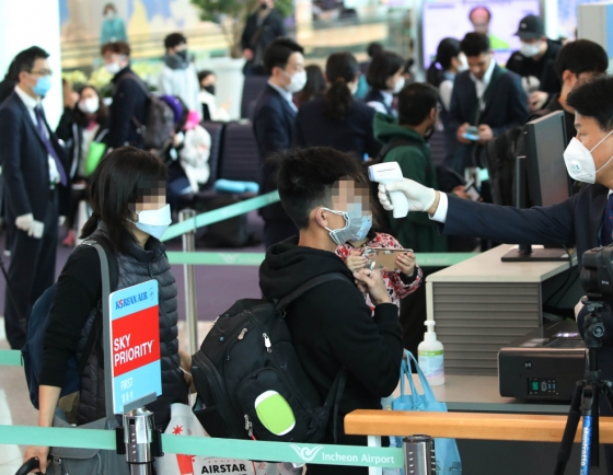 58 countries restrict entry from coronavirus-hit S. Korea