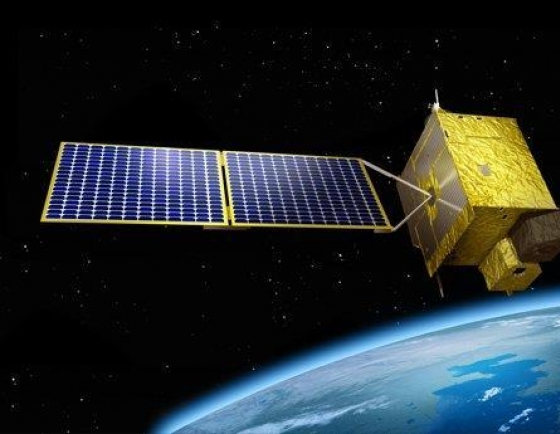 Korea's geostationary environmental monitoring satellite in orbit