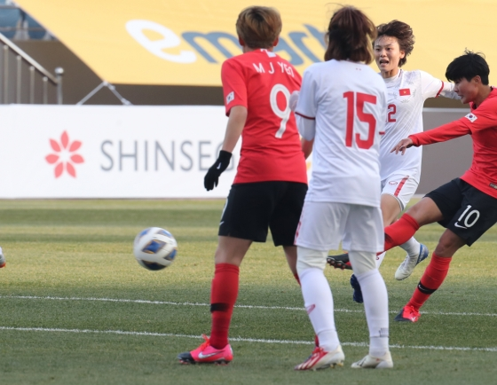 S. Korea's Olympic football qualifying matches rescheduled for April