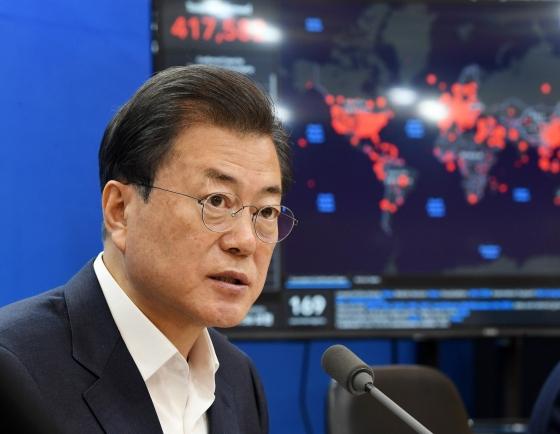 Moon to share S. Korea's coronavirus experience in G-20 summit