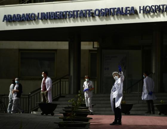 Death toll in Spain surpasses China as virus ravages Europe