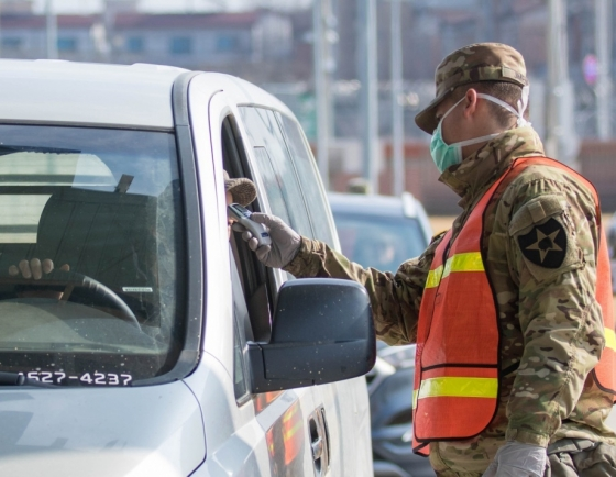 USFK declares public health emergency over coronavirus