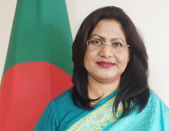 [Bangladesh] Message by the Ambassador of Bangladesh