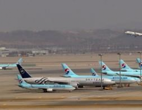 IATA urges rescue package for virus-hit S. Korean airlines