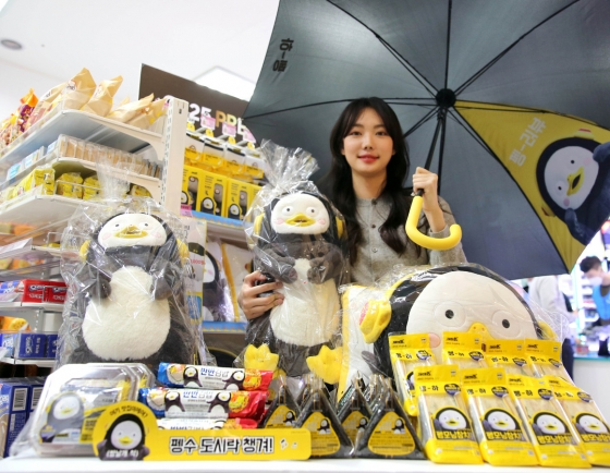 Pengsoo creates hit for retailers