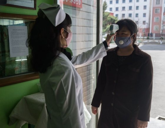 500 North Koreans remain under coronavirus quarantine: state media