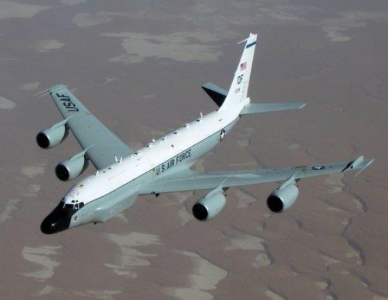 US flies spy plane over Korean Peninsula after NK missile launches