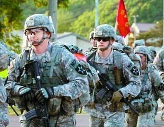 US soldiers in Korea punished for violating anti-virus rules