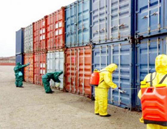 US aid group sends medical equipment to N. Korea